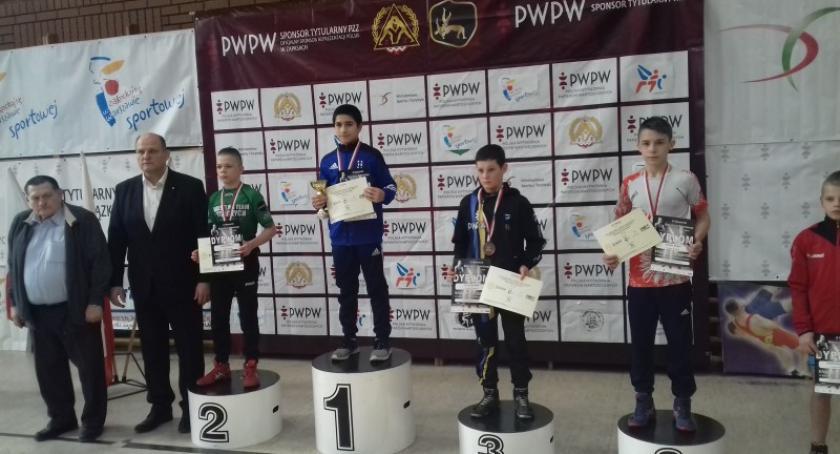 Sporty walki, Zawodnik Cartusii Kartuzy zwycięstwem Pucharze Polski - zdjęcie, fotografia
