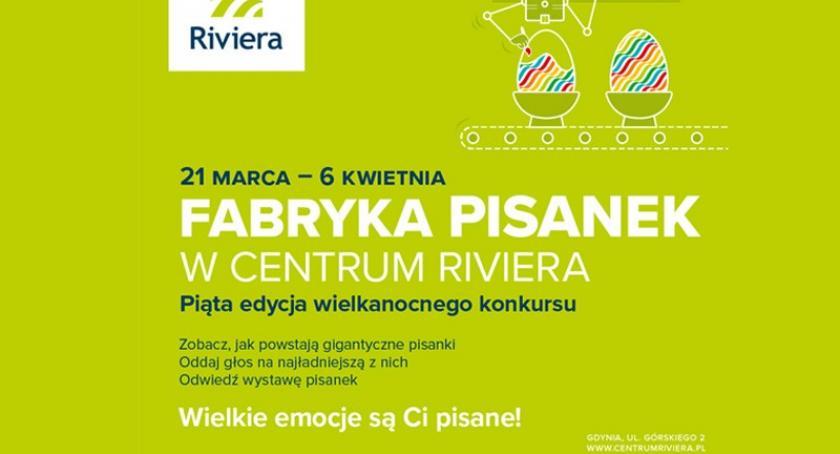 Artykuł sponsorowany, Fabryka Pisanek Centrum Riviera - zdjęcie, fotografia