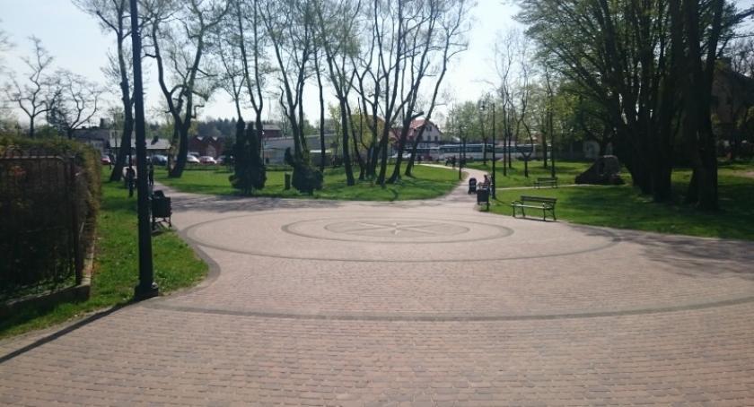 Inwestycje, Wkrótce ruszą prace modernizacji Parku Kotowskiego Kartuzach - zdjęcie, fotografia