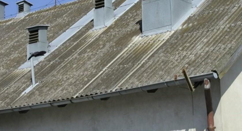 Wieści z samorządów, Sierakowice będzie dofinansowania likwidację azbestu - zdjęcie, fotografia