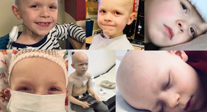 Akcje społeczne i charytatywne, ratunek Nikodemowi latek walczy rakiem pomoc pilnie potrzebna! - zdjęcie, fotografia