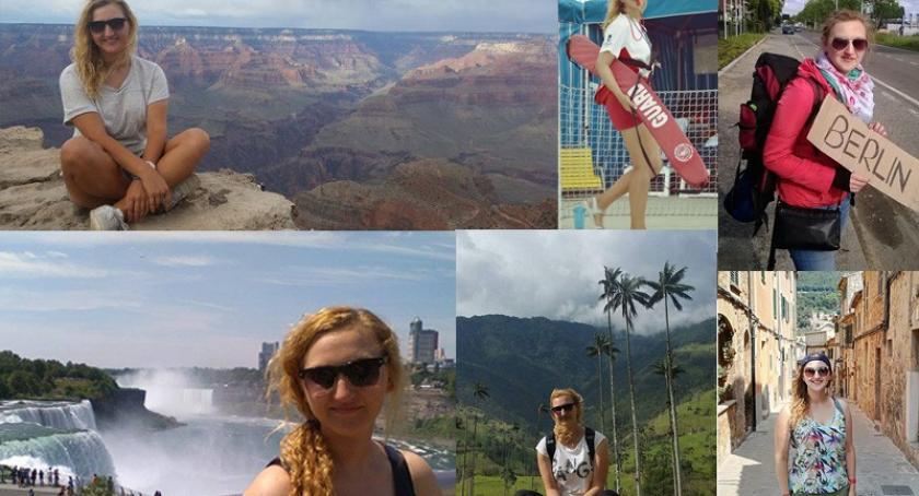 Ludzie i pasje, Podróże sposób życie Patrycja Górlikowska swojej pasji wyprawach blogu - zdjęcie, fotografia