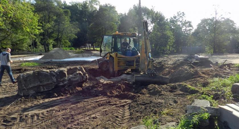 Inwestycje, żukowskiej gminie powstają przystanie kajakowe - zdjęcie, fotografia