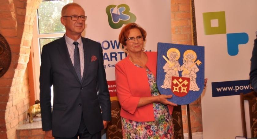 Wybory, Bogdan Łapa będzie nowym starostą kartuskim - zdjęcie, fotografia