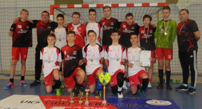 Piłka nożna, Kiełpino Zwycięstwo Lidera Dębogórze czwartym turnieju Somonino - zdjęcie, fotografia