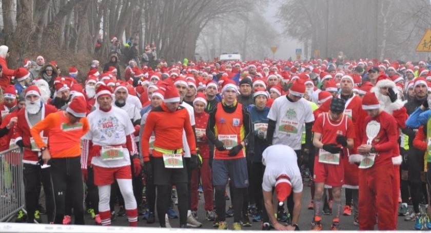 Biegi, Santa grudnia zapisz największy mikołajkowy Pomorzu! - zdjęcie, fotografia