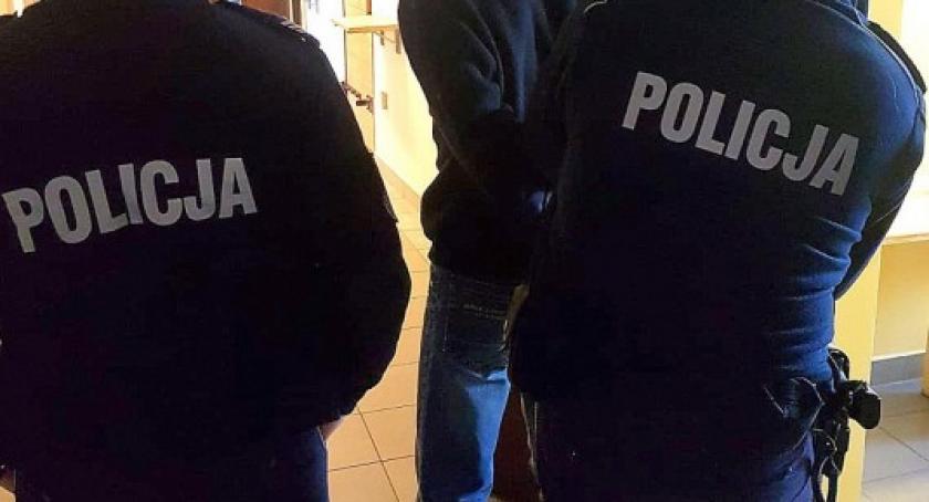 Kronika policyjna, Stężyca Ukradł sprzęt Grozi nawet więzienia - zdjęcie, fotografia