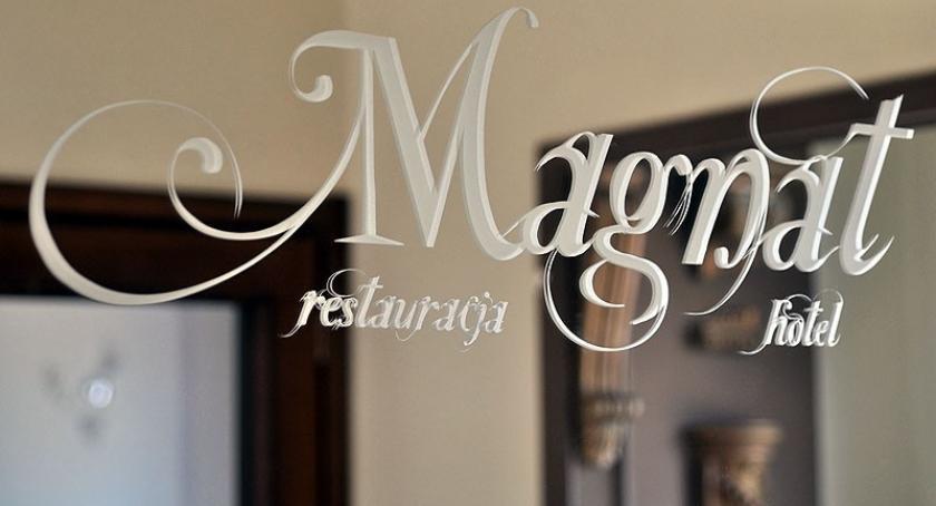 Artykuł sponsorowany, Magnat Borczu elegancka bankietowa komfortowe noclegi - zdjęcie, fotografia