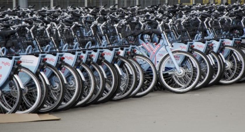 Transport, marcu pojawią rowery - zdjęcie, fotografia