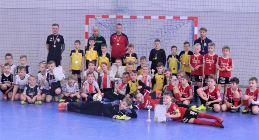 Piłka nożna, Zwycięstwo Marko Gdańsk turnieju Somonino - zdjęcie, fotografia