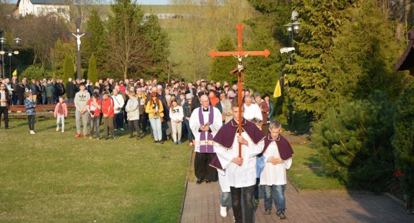 Religia, Kaszubska Droga Krzyżowa Sianowie - zdjęcie, fotografia