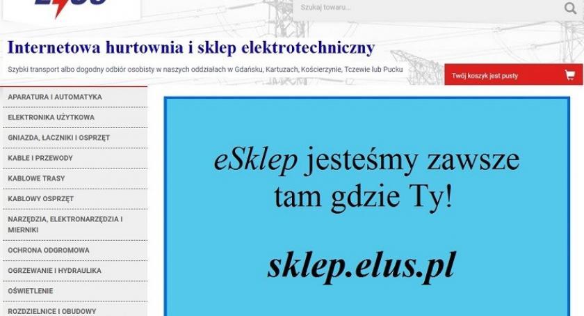 Artykuł sponsorowany, Zapraszamy hurtowni elektrycznych sklepu internetowego - zdjęcie, fotografia
