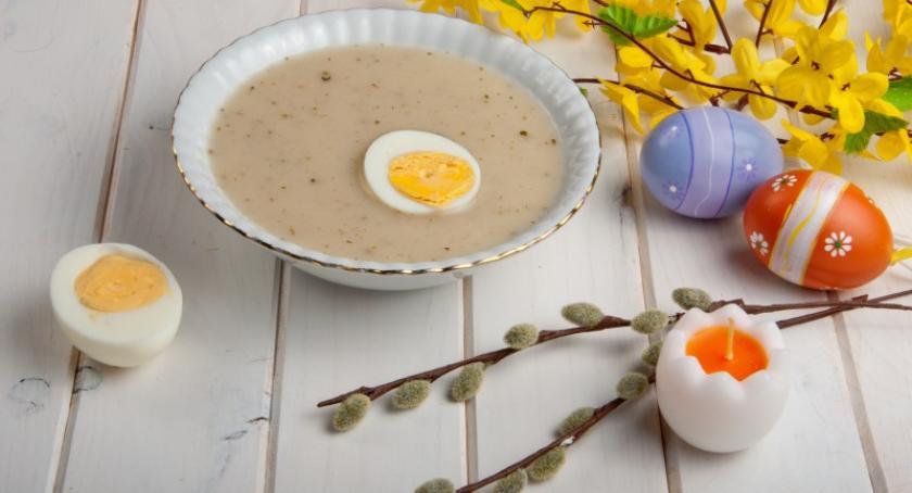 Artykuł sponsorowany, Żurek wielkanocny smakowita tradycja Wielkanoc - zdjęcie, fotografia