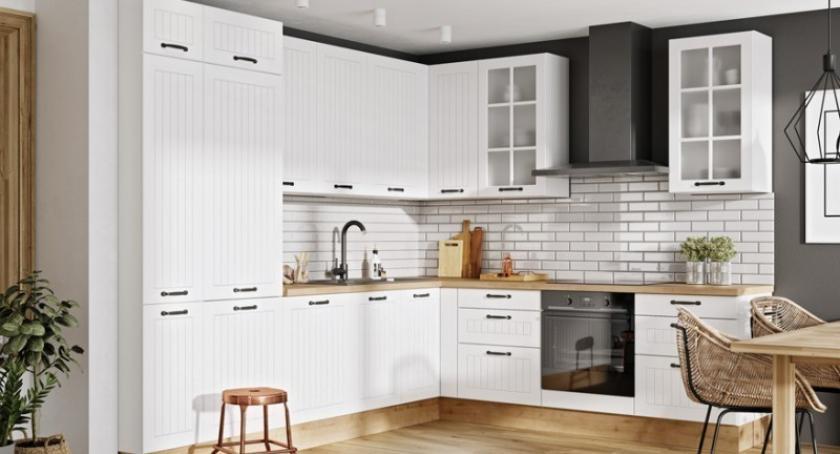 Artykuł sponsorowany, Projekt piękne stylowe meble kuchni każdą kieszeń - zdjęcie, fotografia