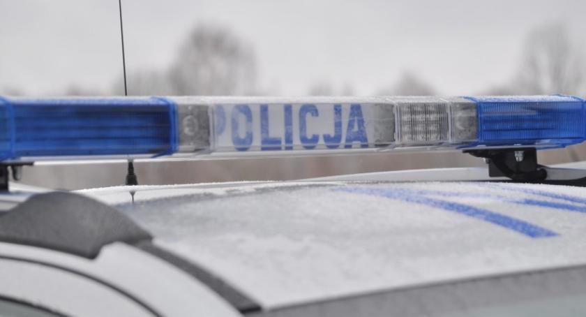 Kronika policyjna, Sulęczyno Jechał motorowerem mając ponad promile - zdjęcie, fotografia