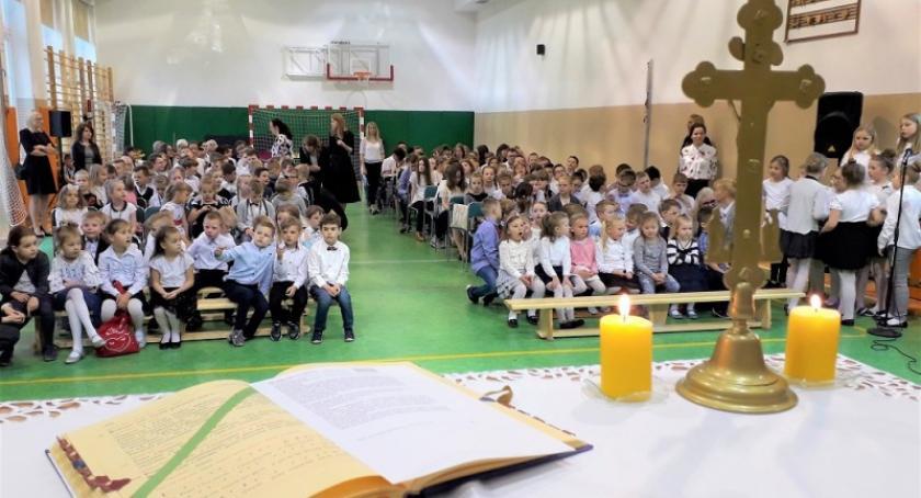 Szkoły podstawowe, Święto Szkoły Borkowie - zdjęcie, fotografia