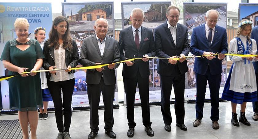 Wieści z samorządów, wiecznym Spichlerzu Żukowie otwarto Centrum Kultury - zdjęcie, fotografia