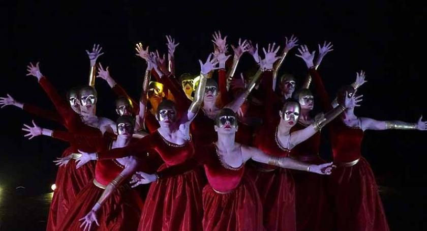 Rozrywka, Żukowo Zespół Taneczny Rapsodia obchodził swój porcelanowy jubileusz - zdjęcie, fotografia