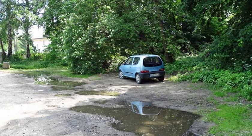 Inwestycje, Żukowo Powstanie ulica łącząca Kościerską parking - zdjęcie, fotografia