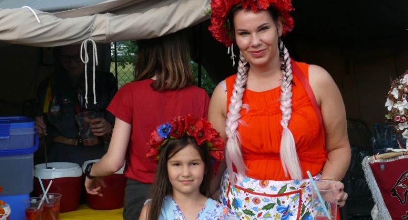 Imprezy, Kiełpino Pełne atrakcji Sobótki charytatywnym akcentem - zdjęcie, fotografia