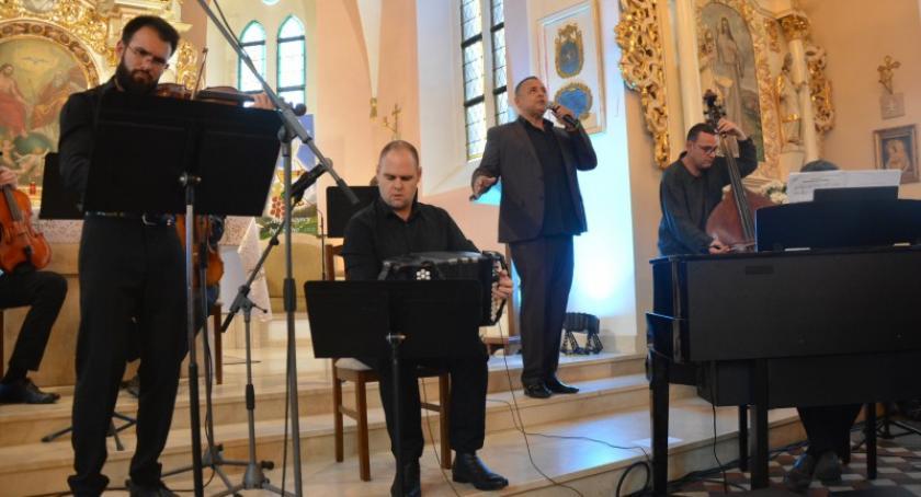 Imprezy, Cuarteto Re!Tango Rodriguez inaugurację Międzynarodowego Festiwalu Akordeonowego - zdjęcie, fotografia