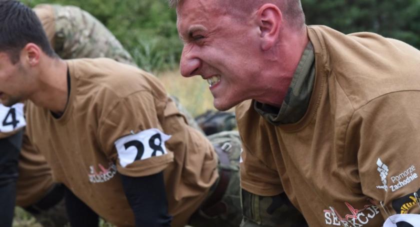 Ludzie i pasje, Seweryn Rychert żołnierz Somonina ukończył Selekcję - zdjęcie, fotografia