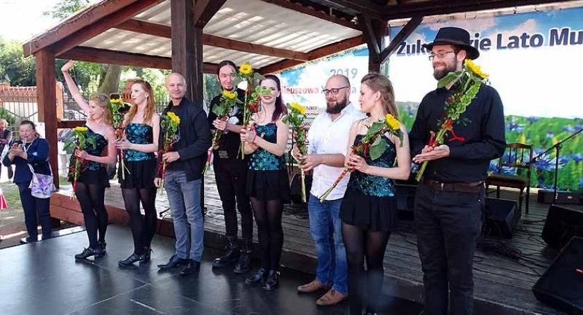 Imprezy, Drugi koncert jubileuszowego Żukowskiego Muzycznego - zdjęcie, fotografia
