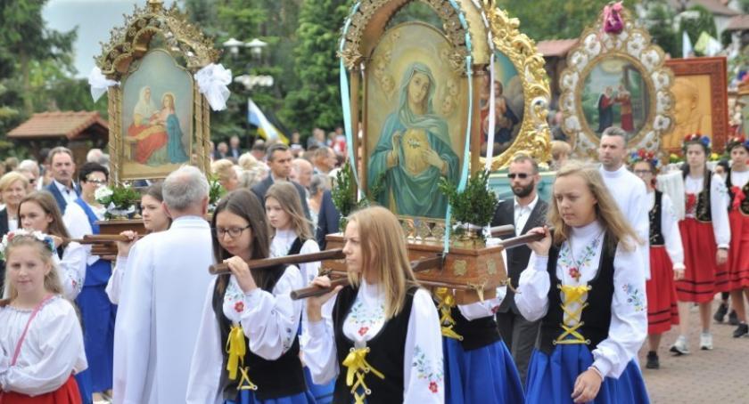 Religia, Wielki Odpust Sanktuarium Sianowie sobotę sprawdź program - zdjęcie, fotografia