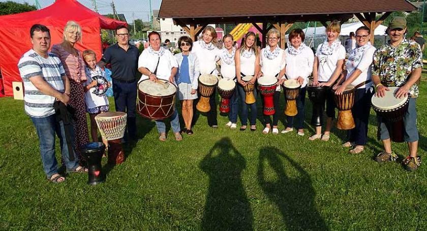 Imprezy, Smołdzino Dzień dobry sąsiedzie biesiada całego sołectwa - zdjęcie, fotografia