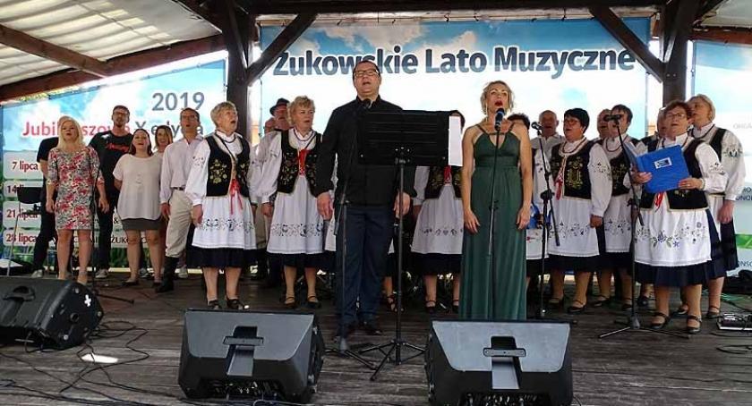 Imprezy, Ostatni akord Żukowskiego Muzycznego - zdjęcie, fotografia