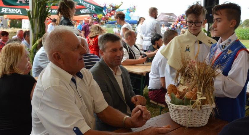 Imprezy, Rolnicy gminy Somonino świętują Borczu - zdjęcie, fotografia