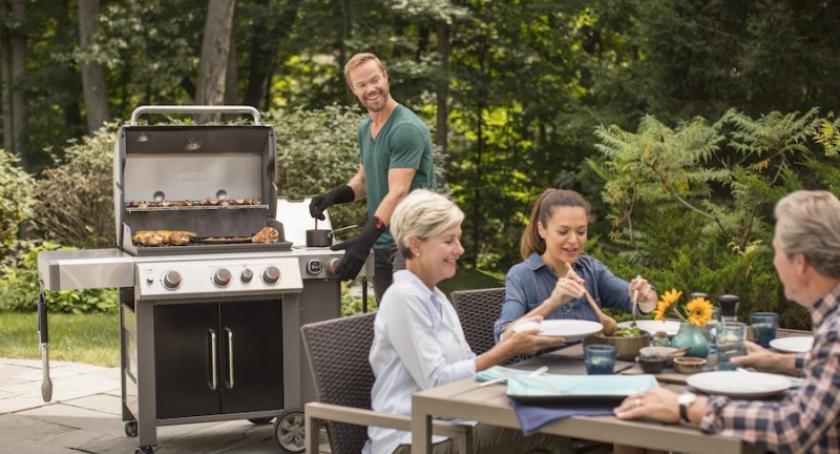 Biznes i finanse, Grille WEBER oferta promocyjna Centrum Ogrodniczym Garden - zdjęcie, fotografia