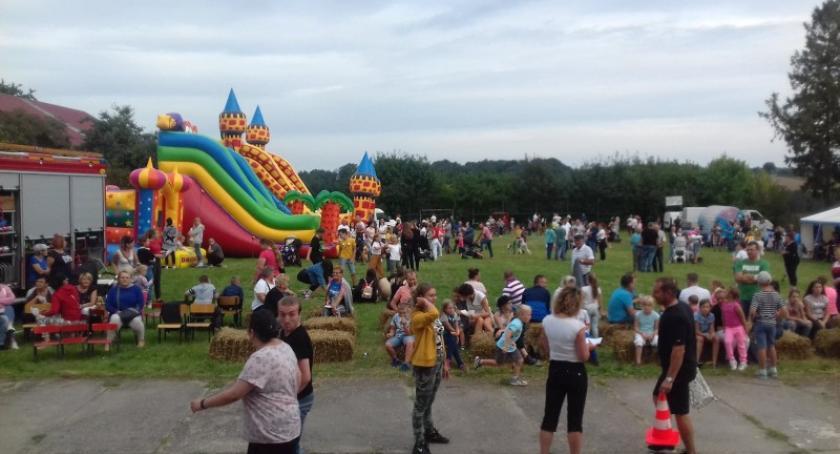 Imprezy, Festyn sołecki Staniszewie - zdjęcie, fotografia