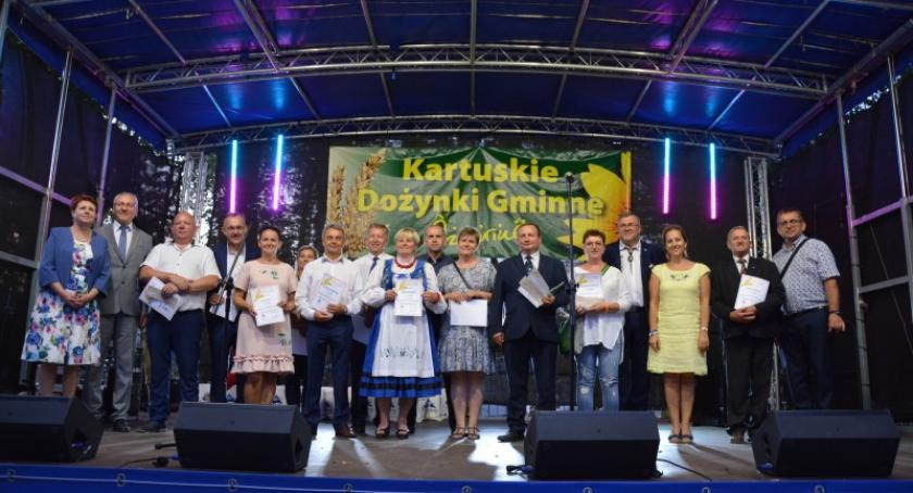 Imprezy, Kartuzy Rolnicy podziękowali obfite zbiory - zdjęcie, fotografia