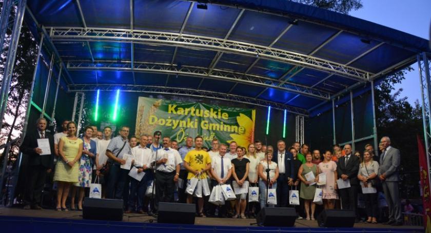 Imprezy, Borowo zwycięzcą tegorocznego Turnieju Sołectw - zdjęcie, fotografia