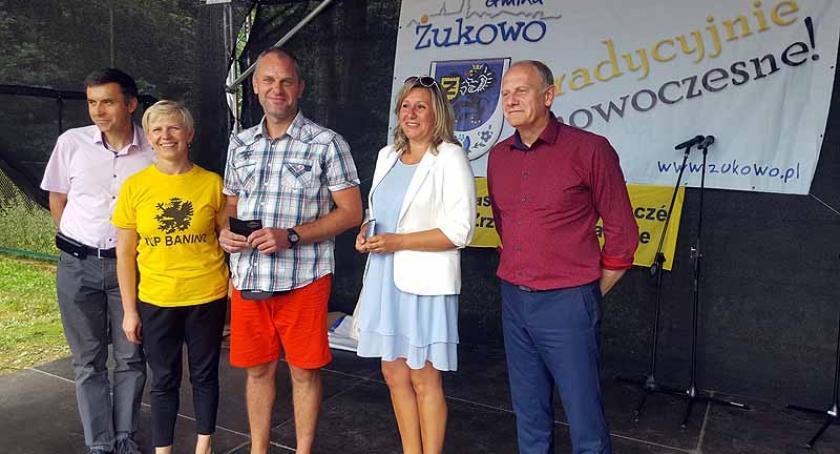 Imprezy, Udany Festyn Kaszubski Baninie - zdjęcie, fotografia