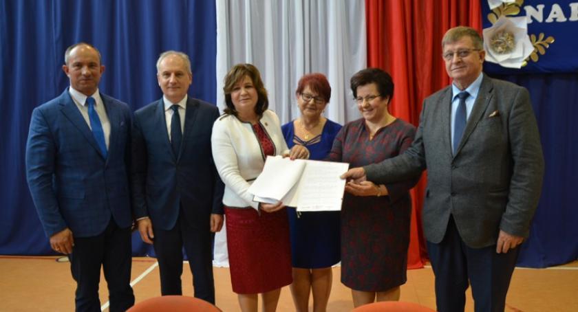 Wieści z samorządów, dotacja budowę przedszkola Mściszewicach! - zdjęcie, fotografia
