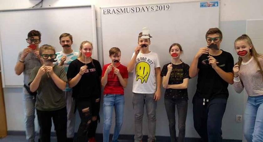 Szkoły podstawowe, ErasmusDays Szkole Podstawowej Heweliusza Żukowie - zdjęcie, fotografia