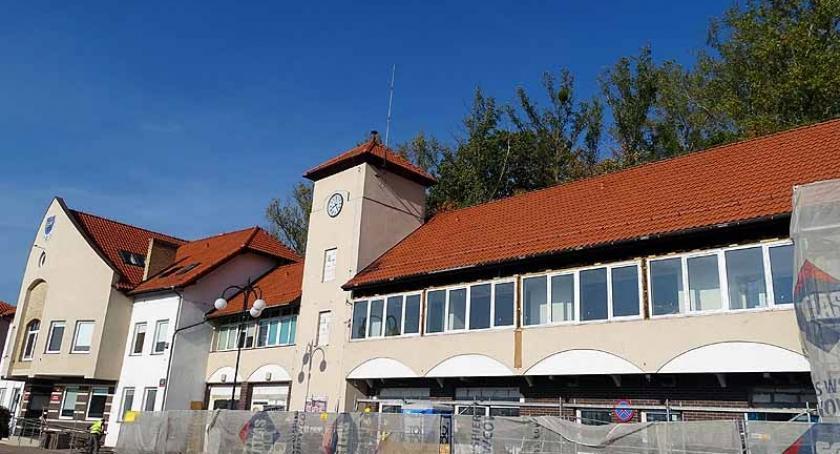 Inwestycje, Żukowo Modernizacja budynku urzędu gminy zmierza końcowi - zdjęcie, fotografia