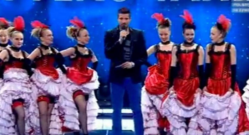 Taniec, Rapsodia zatańczy finale - zdjęcie, fotografia