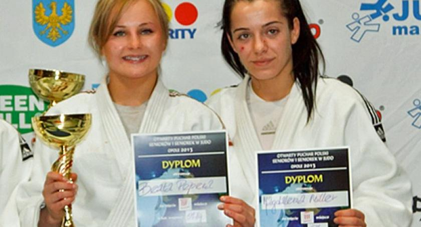 Sporty walki, Świetne starty Magdaleny Miller - zdjęcie, fotografia