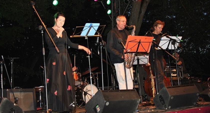 Imprezy, Sulęczyno Jazzowa uczta osiemnasty - zdjęcie, fotografia