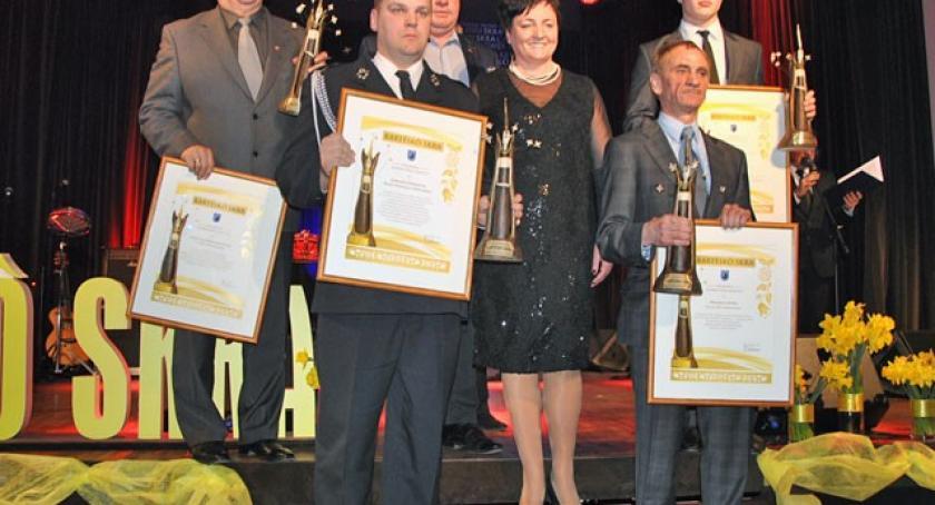 Ludzie i pasje, Nagrody Burmistrza Kartuz Kartëskô rozdane - zdjęcie, fotografia