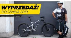 Wyprzedaż rocznika 2019. Bogaty wybór rowerów w sklepie Wysepka!