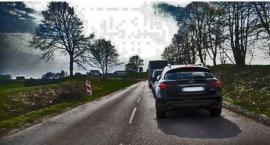 Kolejne utrudnienia na DW211 - zamknięty odcinek Sierakowice-Glinno