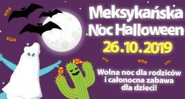 Meksykańska noc Hallowen już 26 października w Loopys World!