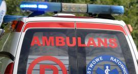 Dwie kobiety ranne w wypadku w Sierakowicach