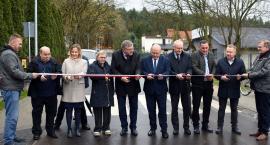 Ulica Topolowa w Borowie uroczyście otwarta