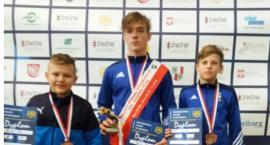 Jakub Myszk zapaśnik Cartusii mistrzem Polski młodzików!