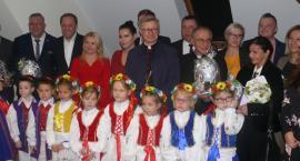 Uroczyste otwarcie świetlicy i biblioteki wiejskiej w Kiełpinie